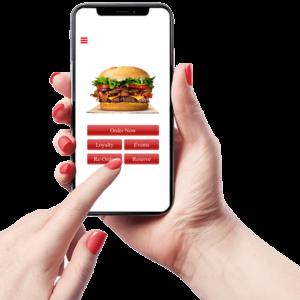 Website Full Service Restaurant Addon