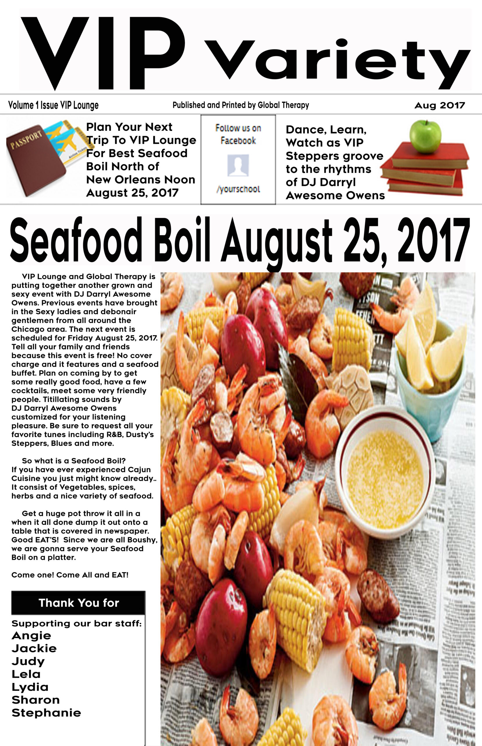 Seafoodboil