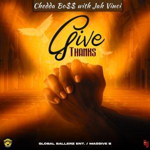 chedda - give thanks